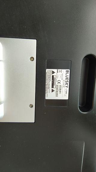 LCD TV 20 pulgadas para piezas