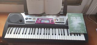 Piano Electrónico Yamaha PSR-172