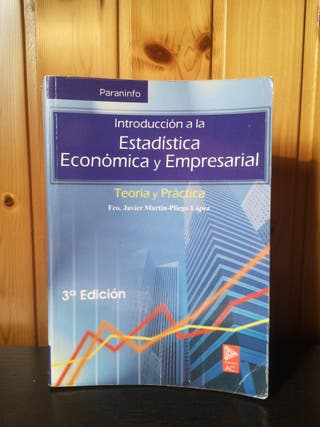 Introducción Estadística Económica y Empresarial