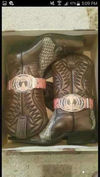 botas camperas cowboy Joe Sanchez