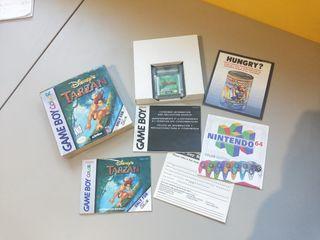 tarzan Gameboy color
