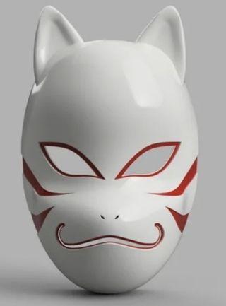 Máscara Anbu de Kakashi (Naruto)