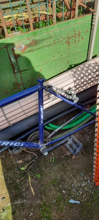 cuadro de bicicleta