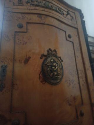 Mueble victoriano seguridad
