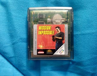 Mission Impossible .Game boy Color.