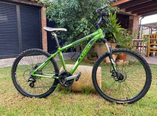 Bicicleta trek mujer