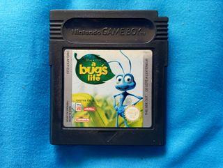 A bug´s life - bichos. Game boy color.