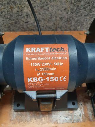 Esmeriladora Kraft
