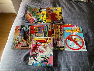 Cómics * Marvel Forum Factor-X 1 al 15 + Extras