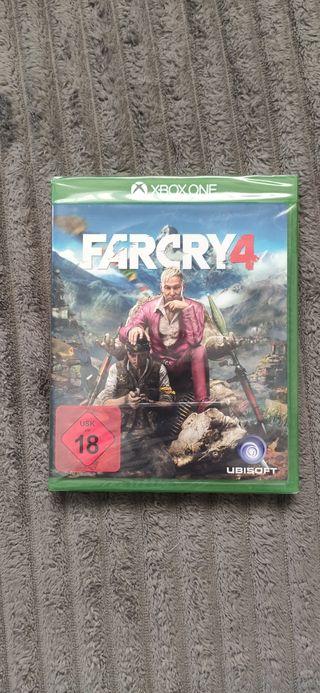 Farcry 4 para Xbox One.