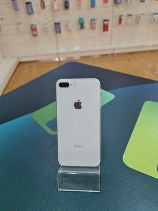 IPhone 8 plus 64gb silver OFERTA