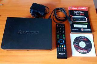 Disco duro multimedia-sintonizador TDT