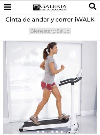 Cinta de correr o andar