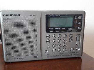 Radio multibanda Grundig