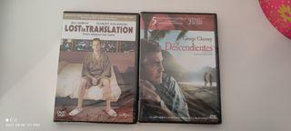 Lote Películas precintadas dvd