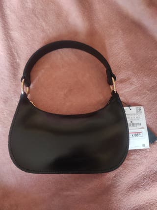 Bolso de mano nuevo Zara