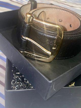 Cinturón de gucci