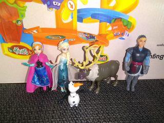 Figuras de Frozen