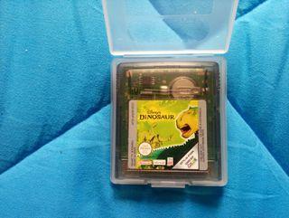 Dinosaur .Game Boy Color.Con su cajita protectora.