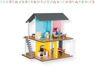 casita de muñcas para niños