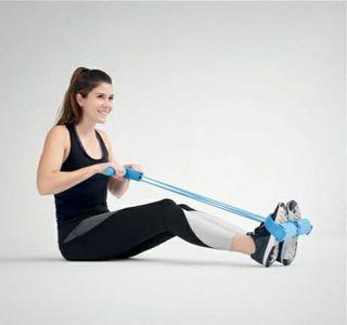 Cuerda de tensión multifunción para ejercicios