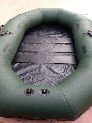vendo barca hinchable tipo zodiac
