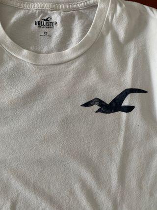 Camiseta Hollister XS