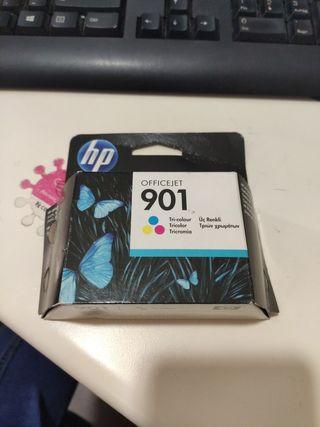 HP 901 Cartucho Tinta