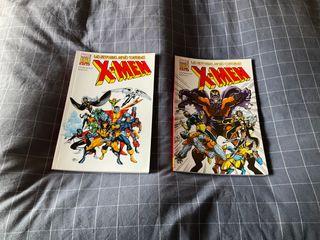 Cómics Historias Jamás contadas de la Patrulla-X
