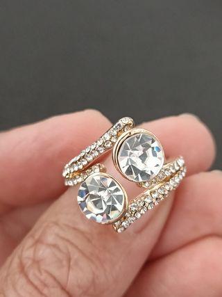 anillos de bisutería