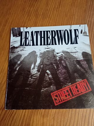 vinilo Leatherwolf