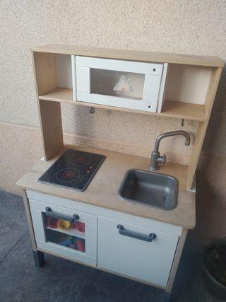 cocinita madera Ikea