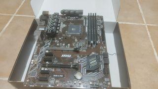 Placa base MSI b45-a-pro