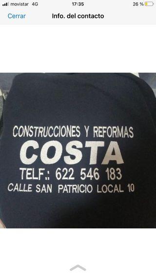 REFORMAS COSTA (Carabanchel)