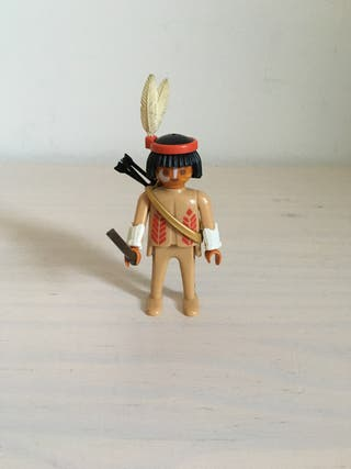 Indio/Playmobil
