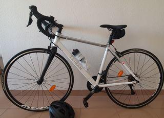Bicicleta de carretera Mujer talla S