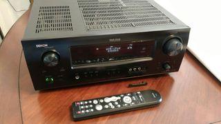Amplificador Denon AVR-1509 con hdmi