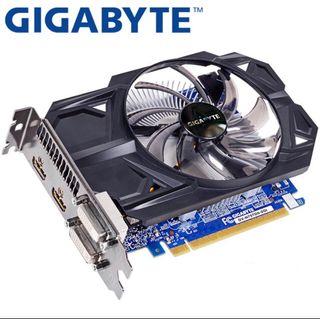 Gráfica Gigabyte Nvidia Gtx 750