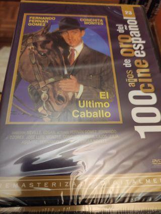 DVD El último caballo