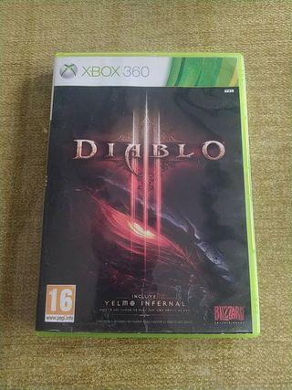 Diablo Xbox 360