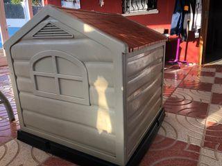 Caseta exterior perro mediano/grande