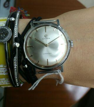 Reloj CYMA nuevo para hombre