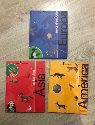 Lote libros Amics d'en Dodo