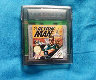 Action Man.Game Boy Color.