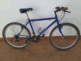 bici de montaña otero