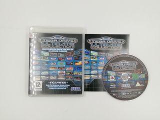 SEGA MEGA DRIVE COLLECTION ULTIMATE PS3