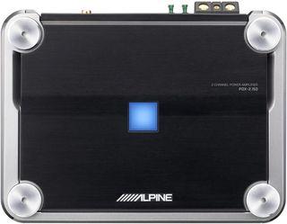 AMPLIFICADOR ALPINE PDX 2150 2X150W RMS