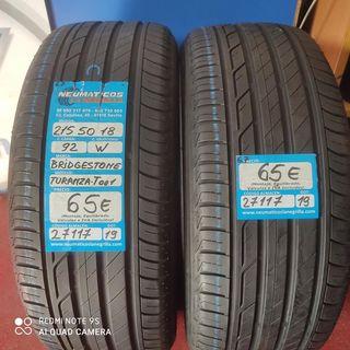 Neumaticos 215 50 18 92W Bridgestone Ref.27117