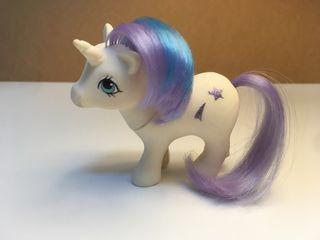 Mi pequeño pony Bebé Glory. Unicornio