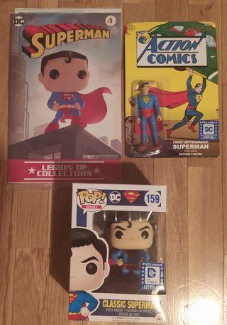 funko pop 159 de Superman